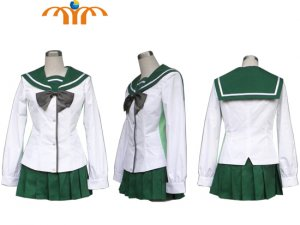 High School of the Dead Costume, Any Size!