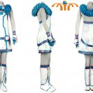 Miku Hatsune Cosplay Costume 4, Any Size!
