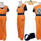 Dragon Ball Son Goku Cosplay Costume, Any Size!