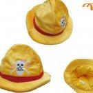 One Piece Anime Plush Hat!