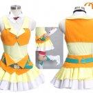 Miku Hatsune Cosplay Costume 7, Any Size!