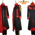 Miku Hatsune Cosplay Costume 10, Any Size!