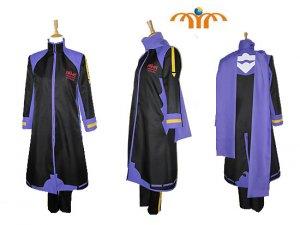 Miku Hatsune Cosplay Costume 21, Any Size!