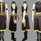 Miku Hatsune Cosplay Costume 26, Any Size!