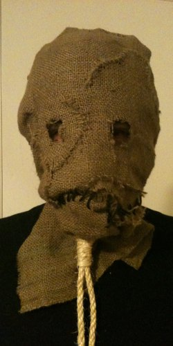 Scarecrow Batman Begins Cosplay