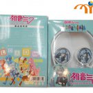 Miku Hatsune Cosplay Headphones 5!