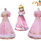 Super Mario Bros. Princess Peach Cosplay Costume, Any Size!