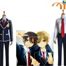 Sword Art Online Anime Uniform Costume Cosplay, Any Size!