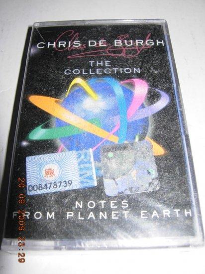 CHRIS DE BURGH - THE COLLECTION (MALAYSIA CASSETTE)