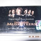 THE THREE MUSKETEERS ORIGINAL MUSIC SOUNDTRACK (MALAYSIA CASSETTE)