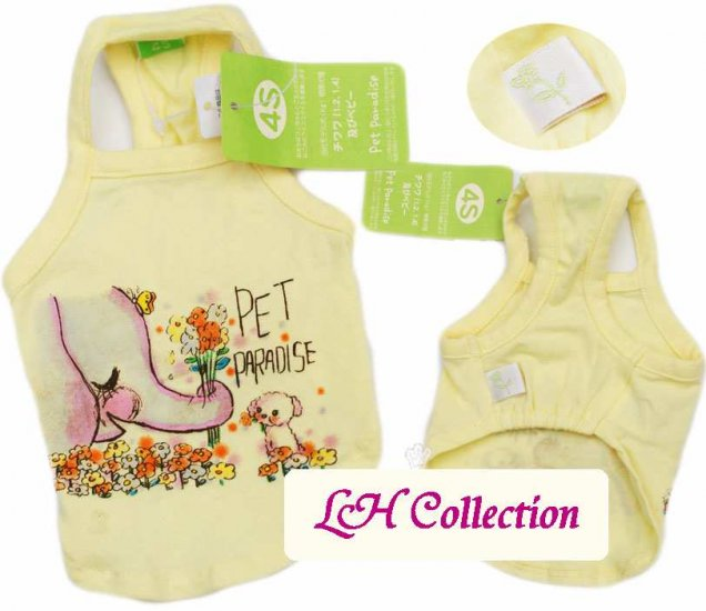 Doggie Lovely Vest