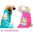 Dog Raincoat (Big Dog Size)