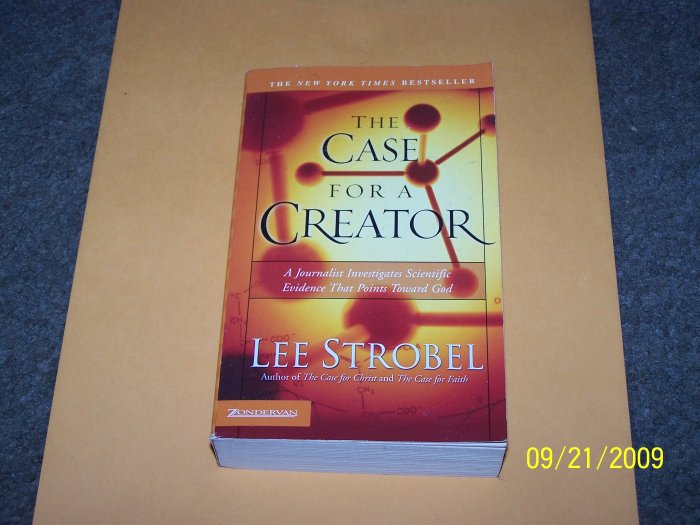 Case For the Creator by Lee Strobel paperback