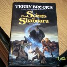 The Scions of Shannara by Terry Brooks Hardback