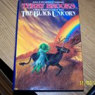 The Black Unicorn by Terry Brooks hardcover