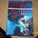 First Knight of Shannara by Terry Brooks hardback.