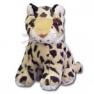 """Leo"" Plush Leopard"