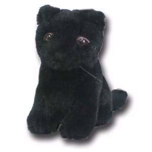 """""""Puma"""" Plush Panther"""