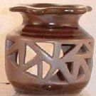 Brown Ceramic Oil/Tart Warmer