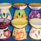 Hand Painted Ceramic Tart Warmer
