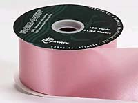 Wide Pink Satin  (100yards)