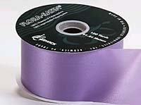 Wide Lavender Satin  (100 yards)