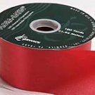 Wide Red Satin  (100 yards)