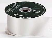 Wide White Satin   (100 yards)