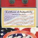 1999-D US Statehood Quarter Mint Set
