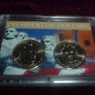 2009 Dual Presidential Dollar Set