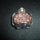 .999 Copper Pieces in a Cute Glass Bottle