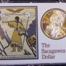 Sacagawea Dollar Set