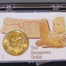 UNC Sacagawea Dollar Set