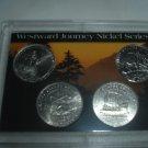 UNC. Westward Journey Nickel Series