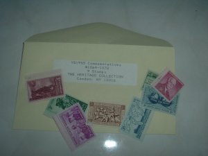 1955 Commemoratives Stamps