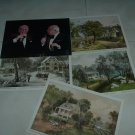 Five Photo Finished 5x7 Cards