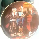 Limited Edition Norman Rockwell Plate with COA