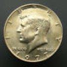 BU 1977- P  Kennedy Half Dollar