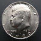 BU 1980- P  Kennedy Half Dollar