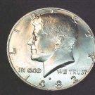 BU 1982-D  Kennedy Half Dollar