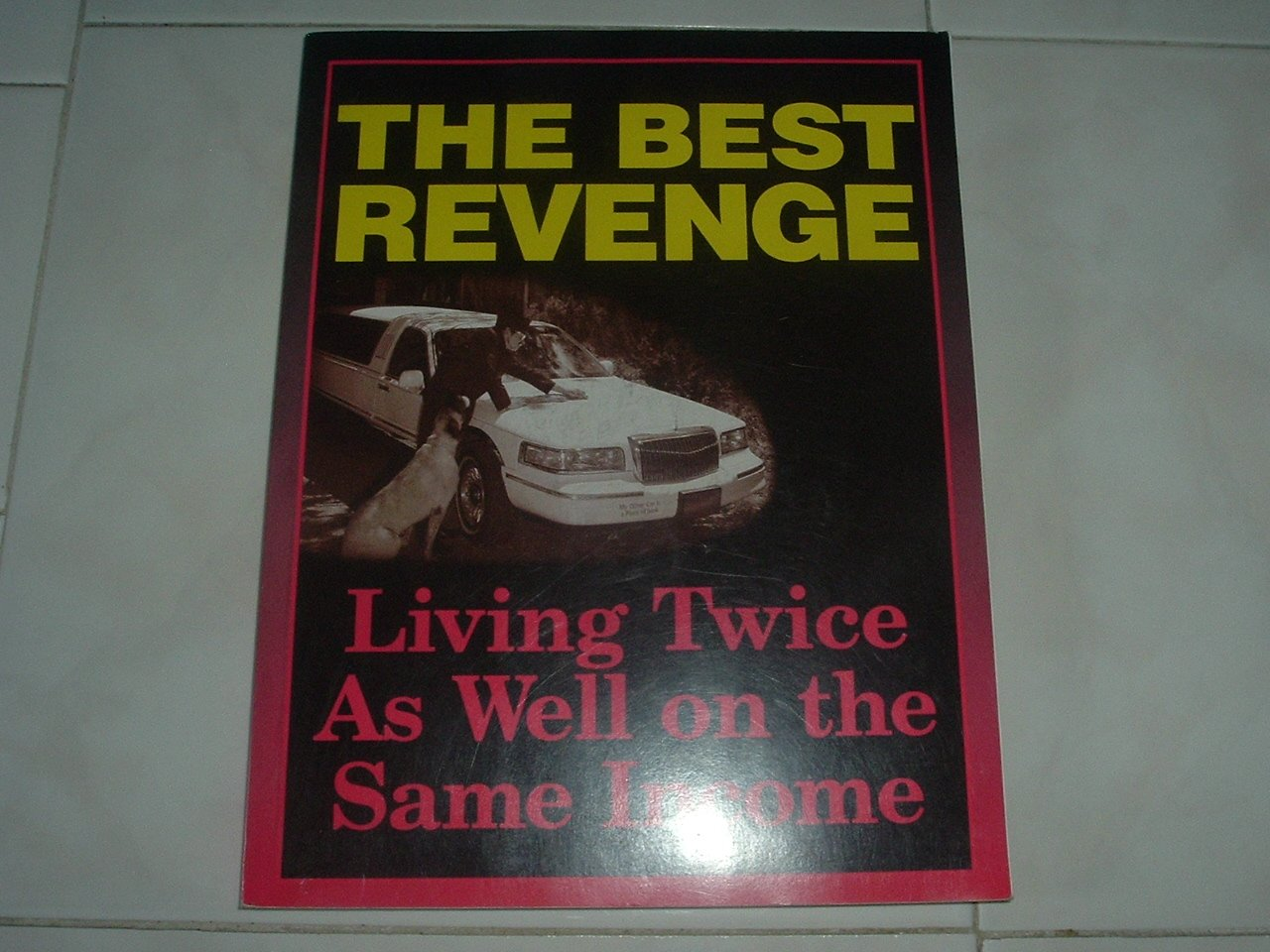 Living Twice As Well On The Same Income - Soft Cover