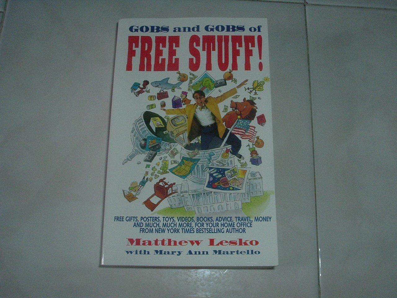 FREE STUFF - Soft Cover