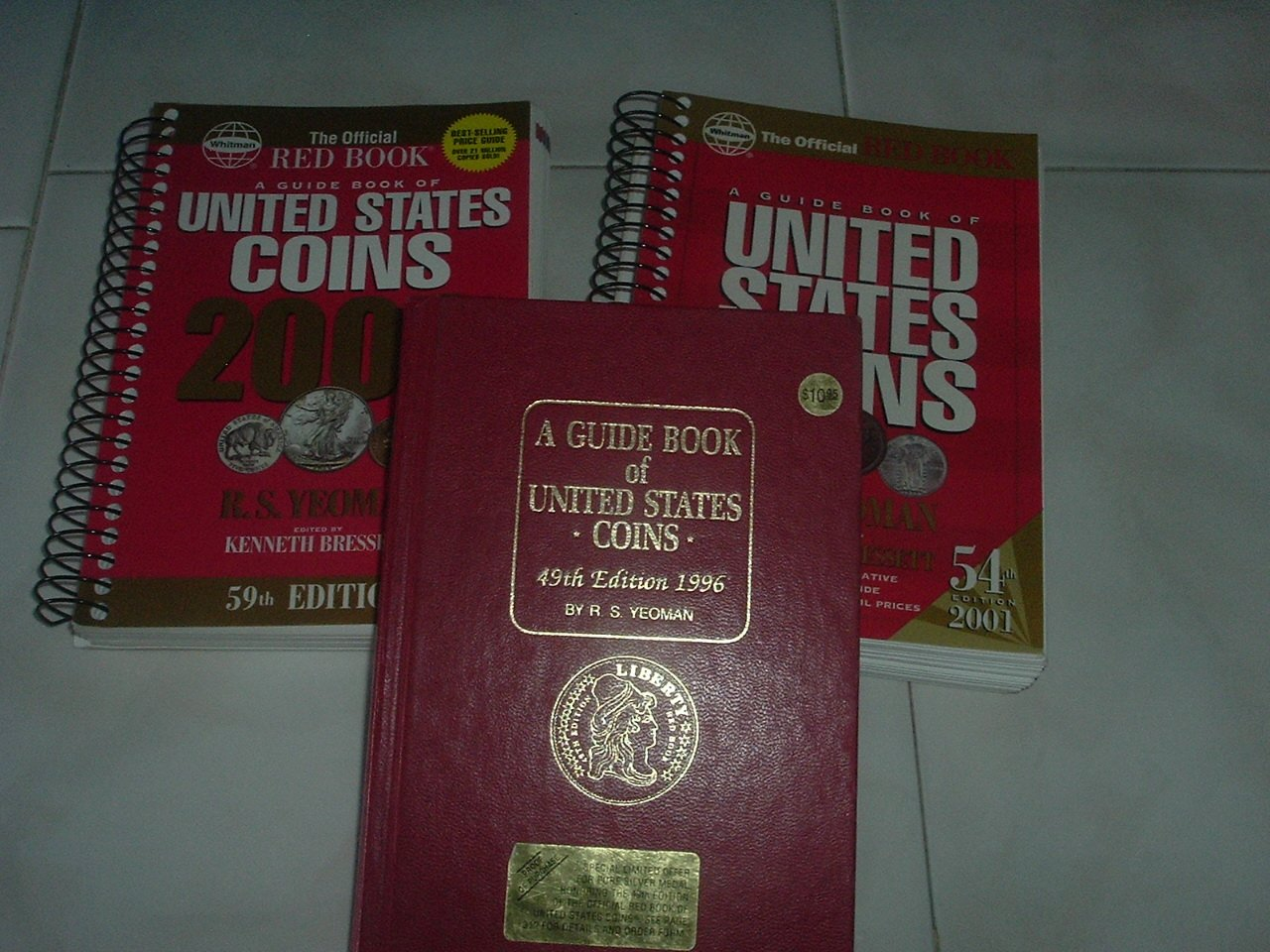 Red Book Coin Guides