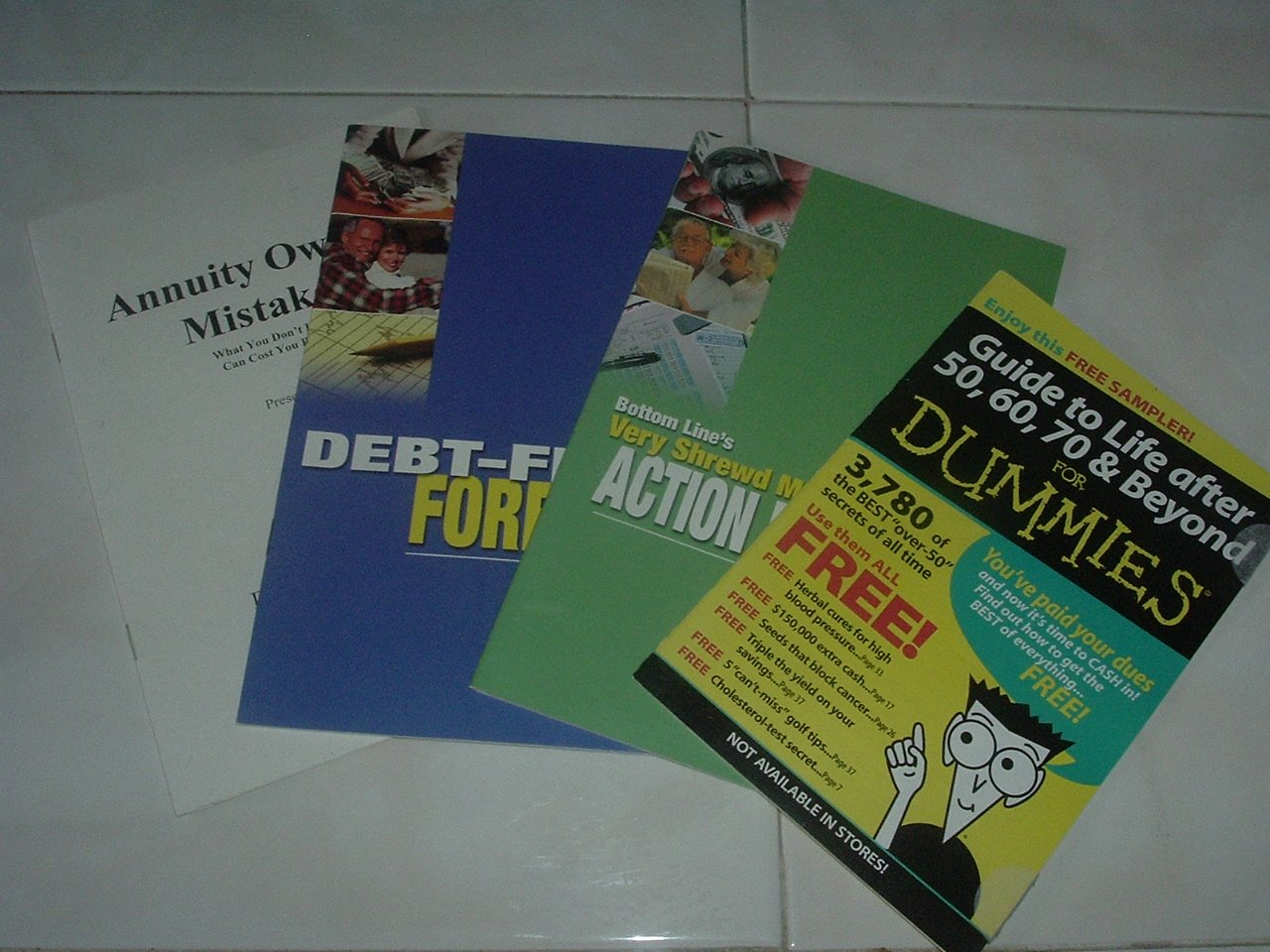 Short Books - Soft Cover
