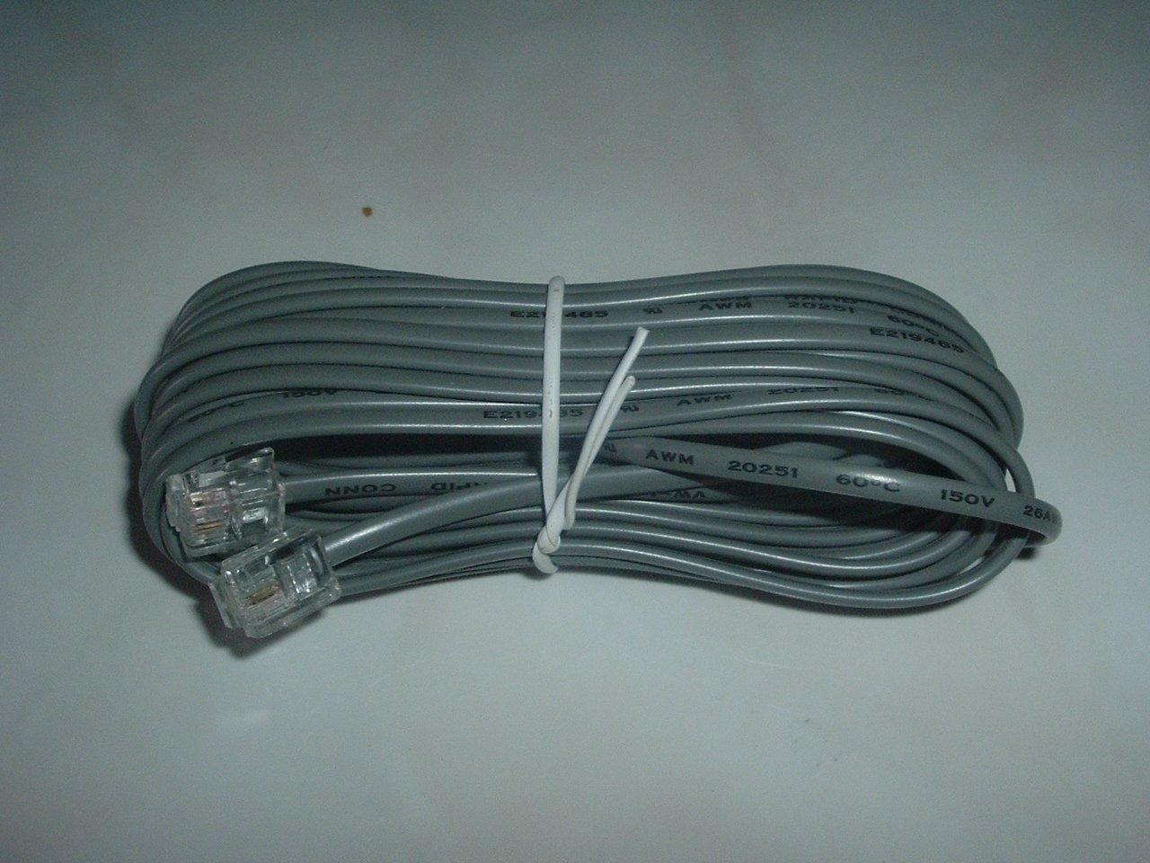 Phone Patch Cords  - 50 Feet