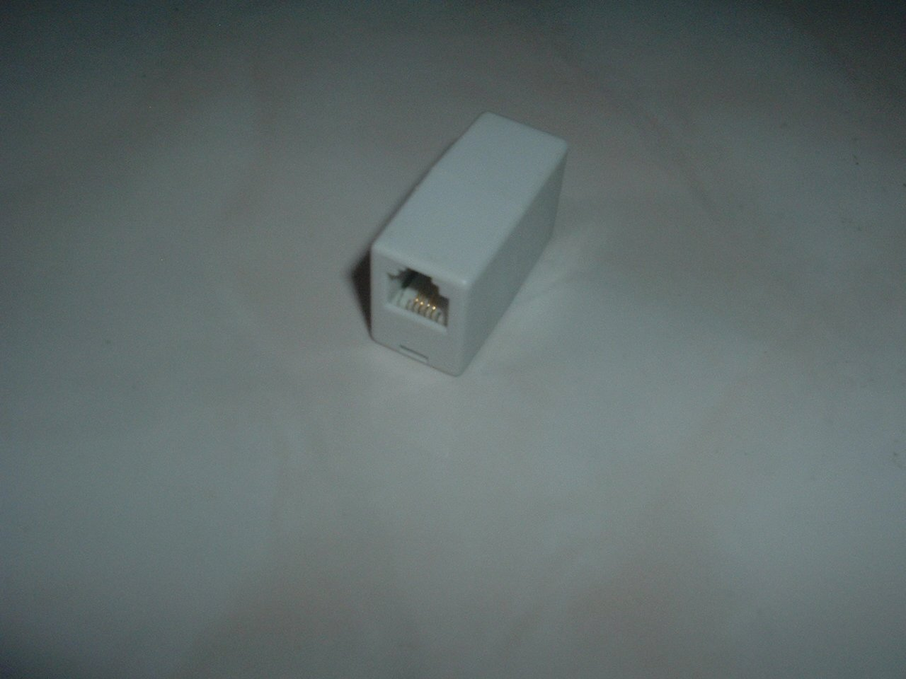 Phone wire jack coupler