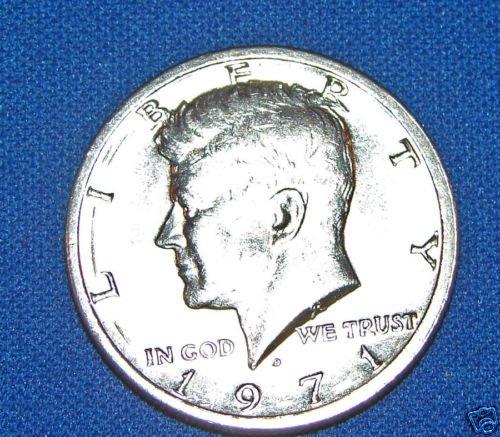 BU 1971-D  Kennedy Half Dollar