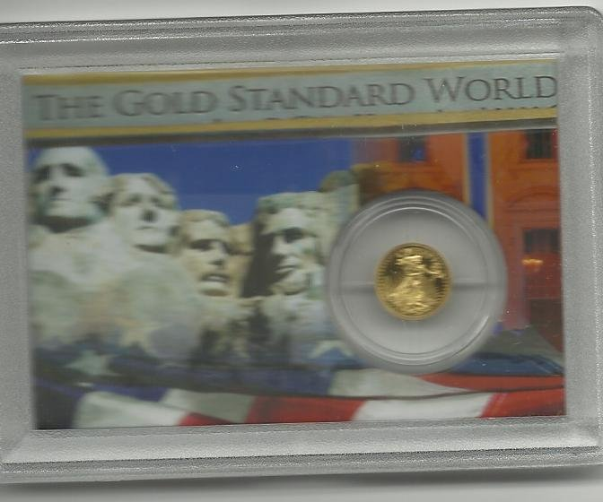 2003 Proof Solid Gold Double Eagle Collection