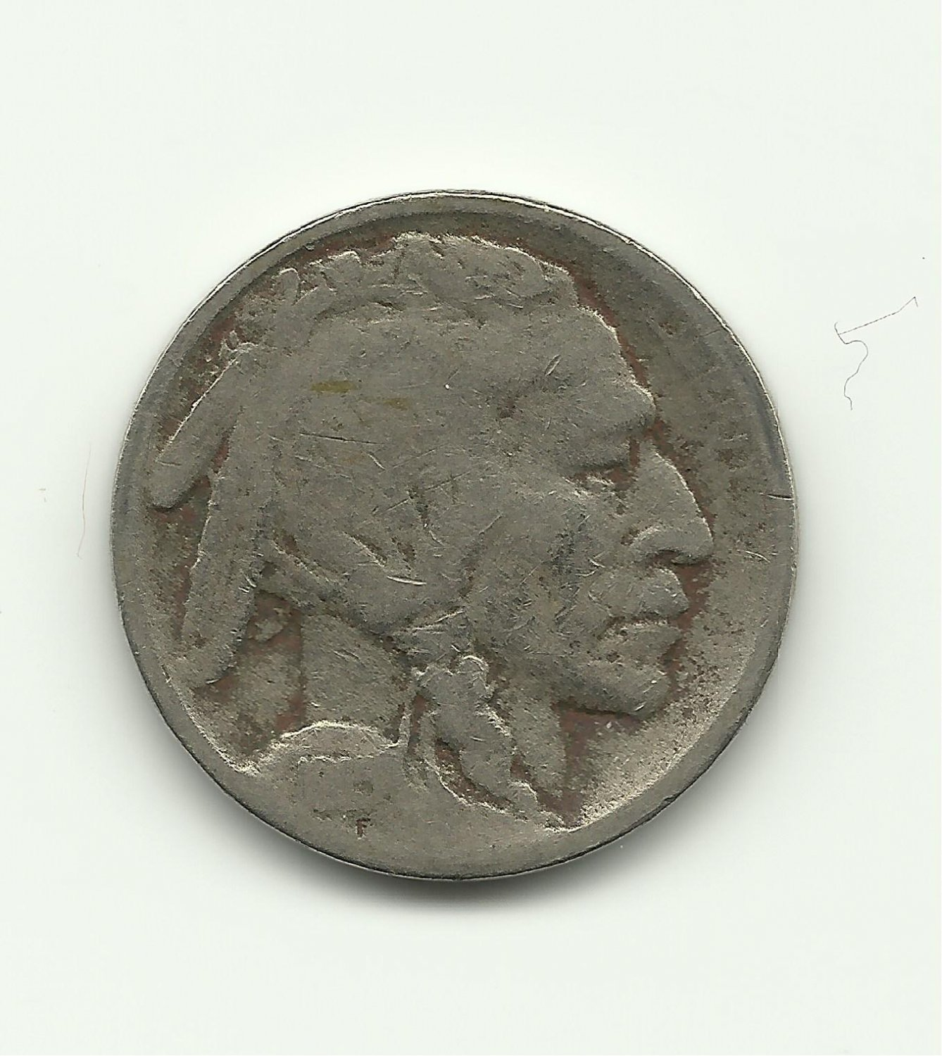 1915 #2 Buffalo Nickel