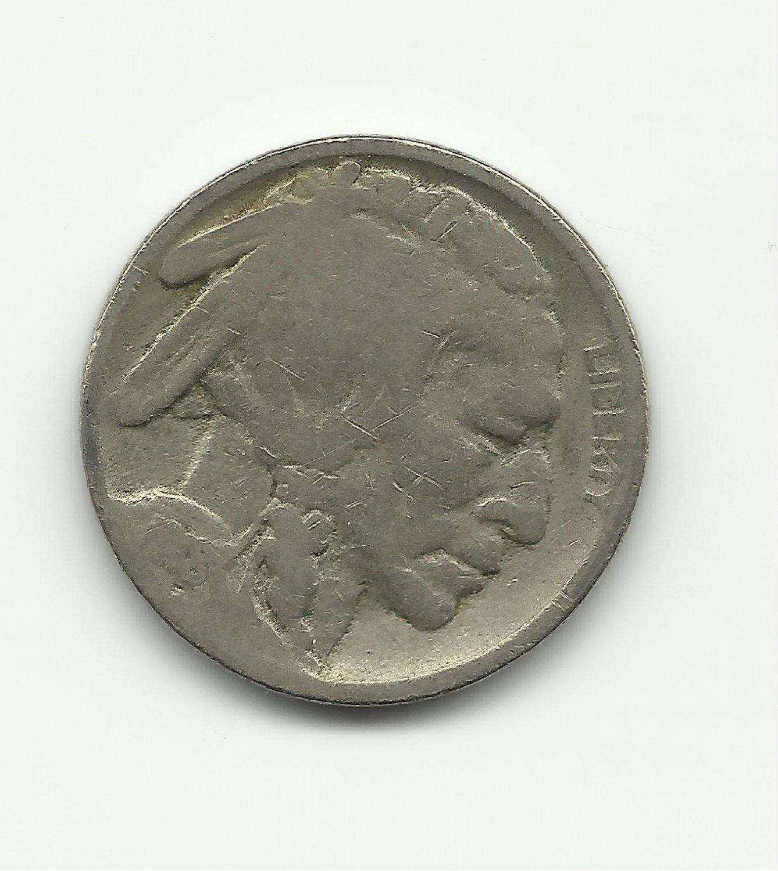 1918 #1 Buffalo Nickel